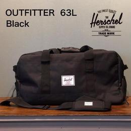 """Herschel """"OUTFITTER"""" Black"""