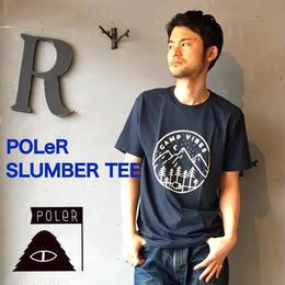 "POLeR ""SLUMBER TEE"" Navy"