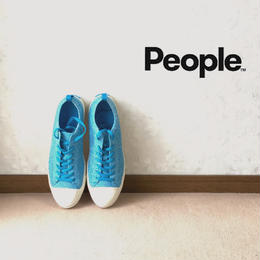 "People FOOTWEAR ""THE PHILLIPS KNIT"" Blue"