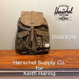 """Herschel """"DAWSON"""" H.S.Co. for Keith Haring FN"""