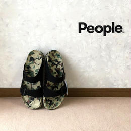 "People FOOTWEAR ""THE LENNON"" R.Black/Multi"