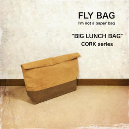 "FLY BAG ""BIG LUNCH BAG"" CORK"