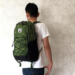 "POLeR ""EXPEDITION PACK"" Green Furry Camo"