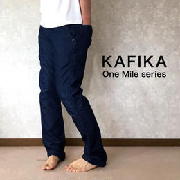 "KAFIKA ""ONE MILE TROUSERS"" Indigo"