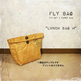 "FLY BAG ""LUNCH BAG M"" Brown"