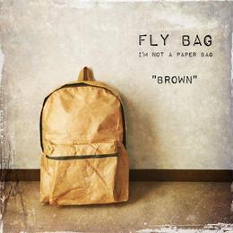 "FLY BAG BACKPACK ""Brown"""