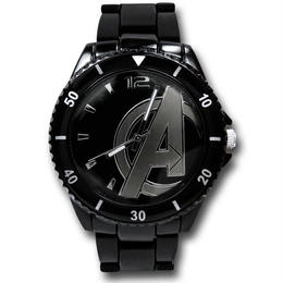 【USA直輸入】MARVEL アベンジャーズ リストウォッチ 腕時計 ロゴ マーベル 正規ライセンス