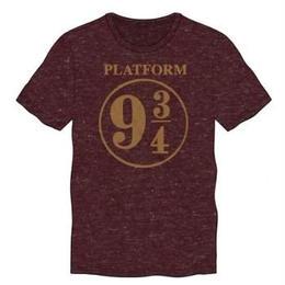 【USA直輸入】ハリーポッター 93/4 番線  Tシャツ