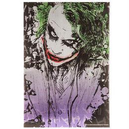 【USA直輸入】DC ダークナイト ジョーカー キャンバス ウォールデコ 看板  ポスター  Joker バットマン 壁掛け インテリア