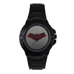【USA直輸入】DCコミックス レッドフード リストウォッチ 腕時計 ロゴ 正規ライセンス ロビン バットマン