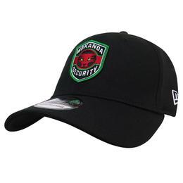 【USA直輸入】MARVEL ワカンダ セキュリティー ロゴ キャップ 39Thirty Fitted ニューエラ NEWERA ベースボールキャップ 帽子 マーベル ブラックパンサー