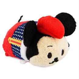 【並行輸入】disney ツムツム ミッキーマウス レトロチック ぬいぐるみ tsumtsum