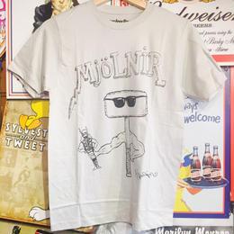 【USA直輸入】MARVEL マイティ・ソー ムジョルニア Tシャツ ドキュメンタリー 正規品