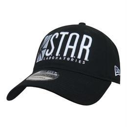 【USA直輸入】DC スターラボ ロゴ キャップ 9Twenty  スナップバック ニューエラ NEWERA ベースボールキャップ 帽子 DCコミックス フラッシュ FLASH