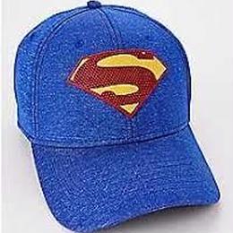 【USA直輸入】DC スーパーマン ロゴ  ダッド ハット キャップ 帽子 ベースボールキャップ  DCコミックス