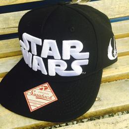 【USA直輸入】STARWARS ロゴ エンブレム 帽子 ハット キャップ