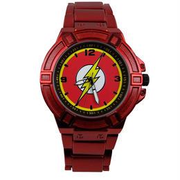 【USA直輸入】DCコミックス フラッシュ FLASH リストウォッチ 腕時計 ロゴ 海外ドラマ 正規ライセンス
