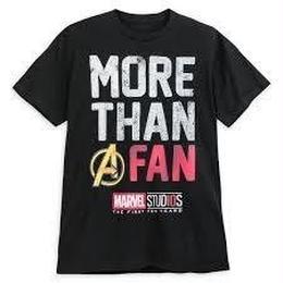 【USA直輸入】MARVEL マーベルスタジオ 10周年記念 Tシャツ  10th annvarsary  マーベル バックプリント 映画 MCU
