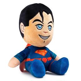 【USA直輸入】DCコミックス プーニー スーパーマン ぬいぐるみ Phunny ジャスティスリーグ クラークケント