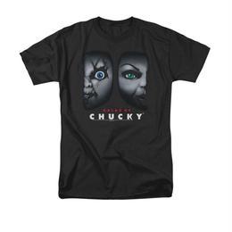 【USA直輸入】Chucky チャッキー ティファニー Tシャツ ホラー ブライドオブチャッキー