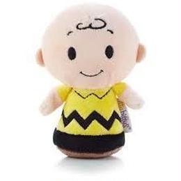 【USA直輸入】Peanuts スヌーピー ぬいぐるみ ittybittys ピーナッツ 約10cm hallmark