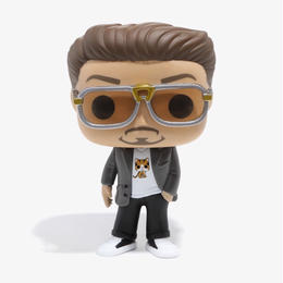 【USA直輸入】POP! MARVEL トニースターク スパイダーマン ホームカミング フィギュア FUNKO ファンコ