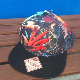 海外商品  マーベル  スパイダーマンvsヴェノム  キャップ  帽子
