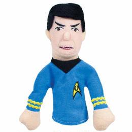 【USA直輸入】スタートレック ミスター スポック マグネット フィンガーパペット スタトレ  Star Trek Mr. Spock  デフォルメ ぬいぐるみ