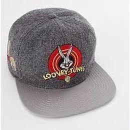 【USA直輸入】looney tunes ルーニーチューンズ キャラクター キャップ スナップバック 帽子 ハット
