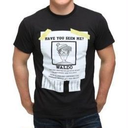 【USA直輸入】ウォーリーを探せ! Tシャツ ウォーリー 絵本 ウォンテッド