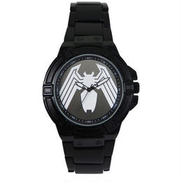 【USA直輸入】MARVEL ベノム シンボル リストウォッチ 腕時計 ロゴ スパイダーマン ヴェノム 正規ライセンス