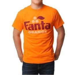 【USA直輸入】ドリンク ファンタ オレンジ Tシャツ