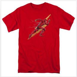 【USA直輸入】 DC フラッシュ ダッシュ Tシャツ DCコミックス FLASH