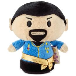 【USA直輸入】スタートレック ミラーミラー Mr スポック ぬいぐるみ ittybittys 約10cm hallmark ミスタースポック 限定品 Star Trek
