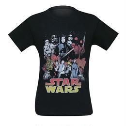【USA直輸入】STARWARS 最後のジェダイ Divine Journey  Tシャツ スターウォーズ