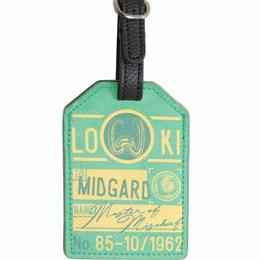 【USA直輸入】MARVEL ロキ LOKI ラゲージタグ ラゲッジタグ ソー Thor マーベル