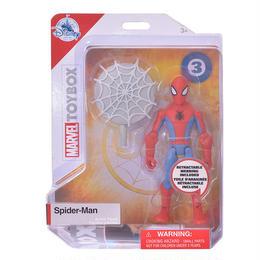 【USA直輸入】MARVEL マーベル TOYBOX スパイダーマン アクションフィギュア トイボックス SpiderMan