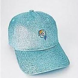 【USA直輸入】マイリトルポニー レインボーダッシュ  ラメ ダッド ハット キャップ 帽子 ベースボールキャップ