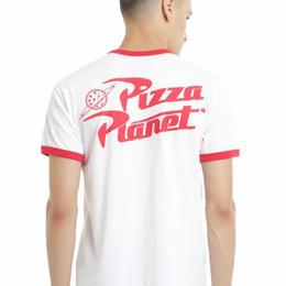 【USA直輸入】トイストーリー ピザプラネット Tシャツ バックプリント 正規品
