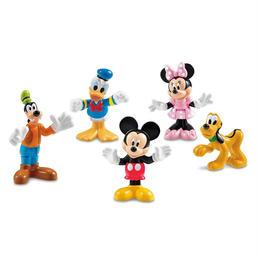 【USA直輸入】DISNEY  ミッキーマウス とそのなかまたち クラブハウス  フィッシャープライス フィギュア ディズニー