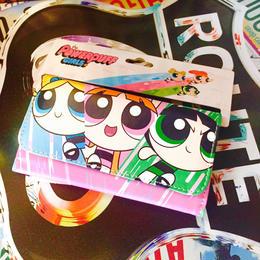 【海外商品】パワーパフガールズ 財布 ウォレット カードケース