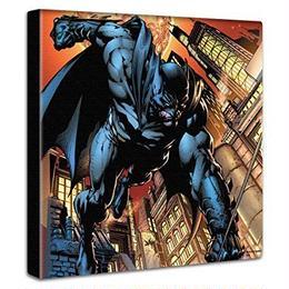 【アートデリ】バットマンの壁掛けインテリア