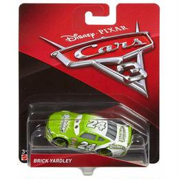 【USA直輸入】cars3 カーズ ブリック ヤードリー (Vitoline)  マテル ミニカー CARS  ディズニー Brick Yardley