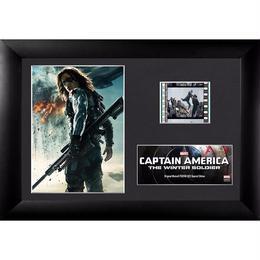 【訳あり】Filmcells キャプテンアメリカ ウィンターソルジャー バッキー フィルムセル フレーム 映画 実際のフィルム
