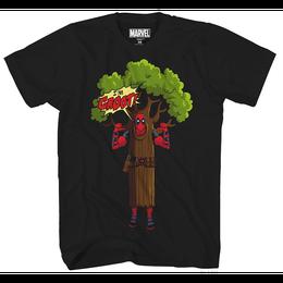 【USA直輸入】MARVEL デッドプール デッドグルート Tシャツ マーベル