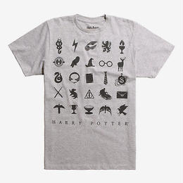 【USA直輸入】ハリーポッター ロゴ アイコン Tシャツ ユニバーサル  USJ