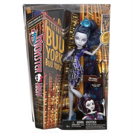 【USA直輸入】モンスターハイ  Boo York Gala Ghoulfriends アクションフィギュア ドール 人形