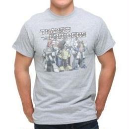 【USA直輸入】トランスフォーマー Tシャツ オートボット クラシックグループ