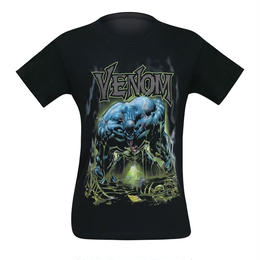 【USA直輸入】MARVEL ヴェノム Envenomated Tシャツ スパイダーマン ベノム マーベル