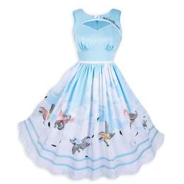 【USA直輸入】DISNEY ダンボ ドレス ワンピース ドレスショップ DRESS SHOP ディズニー Dハロ